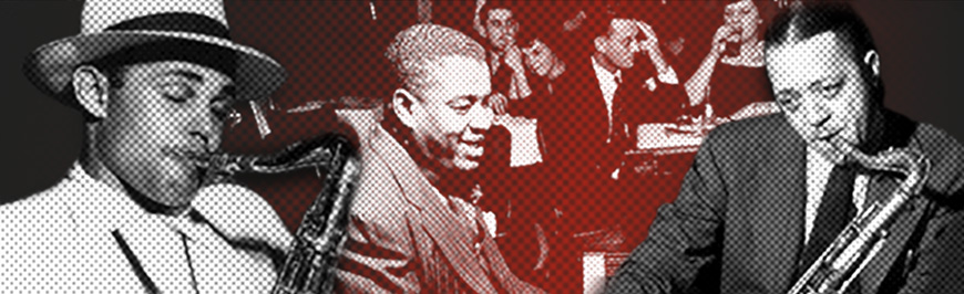 Dexter Gordon, Art Tatum e Lester Young