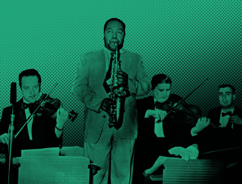 Programa 12 – Charlie Parker Big Band Strings