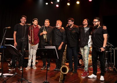 Kiko Freitas e o Clube do Jazz de Maceió